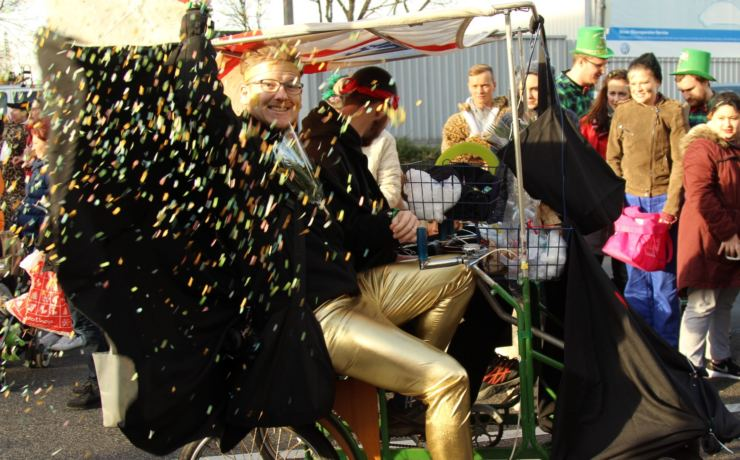 Alle Sitzungen der KG Köln Nord- Heimersdorfer feiern F(f)este!