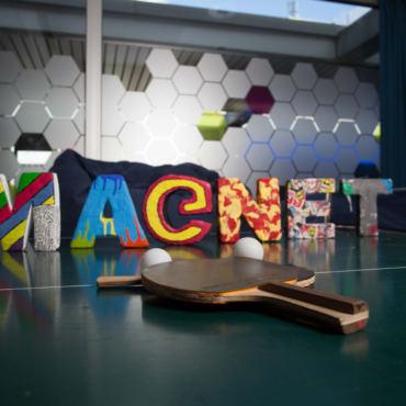 Kinder- und Jugendzentrum Magnet im Einkaufszentrum Heimersdorf