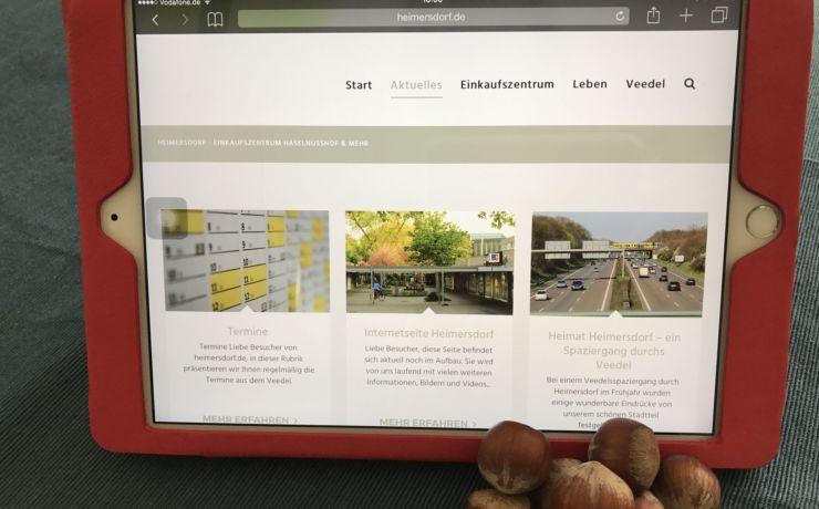 Tabletcomputer für Senioren in Heimersdorf gesucht – wer kann helfen?