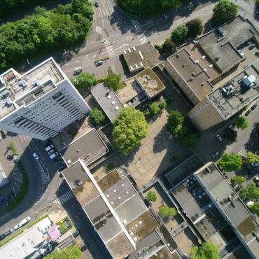 Drohnenfotos Heimersdorf