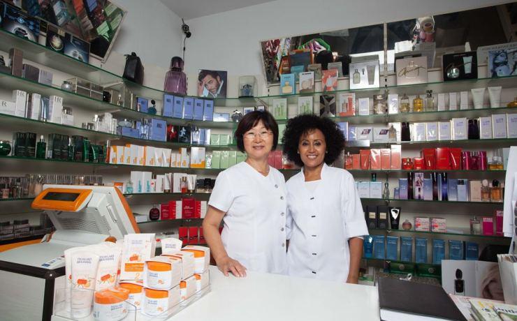 Parfümerie Heinemann sagt Danke