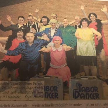 Die wunderbaren Tänzer aus Heimersdorf
