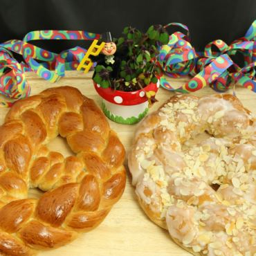 Neujahr geöffnet – Brezeln aus der Heimersdorfer Backstube an Silvester