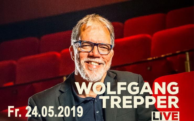 Wolfgang Trepper im Taborsaal